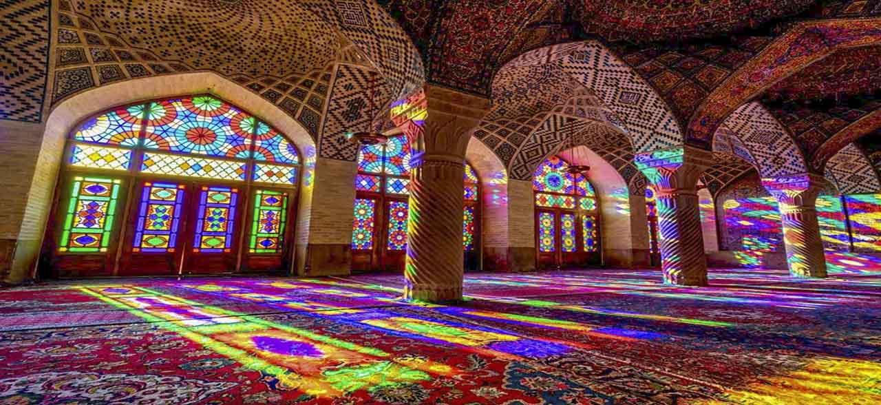 Nasir al-Molk Mosque - Shiraz