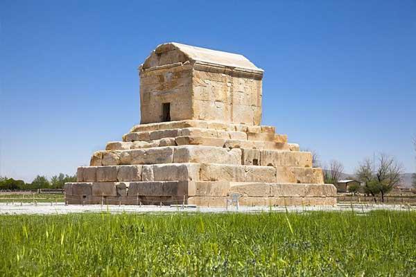 Pasargadae - UNESCO site in Iran