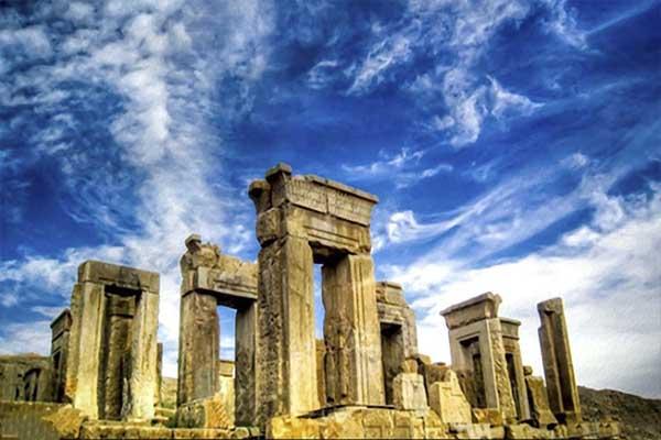 Persepolis - UNESCO site in Iran
