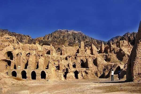 Shahr-e Sokhte - UNESCO site in Iran