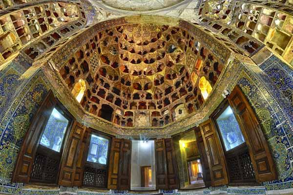 Sheikh Safi al-din Khānegāh and Shrine Ensemble in Ardabil - UNESCO site in Iran