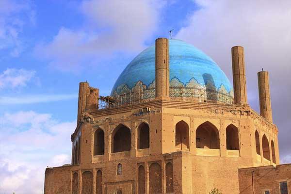 Soltaniyeh - UNESCO site in Iran