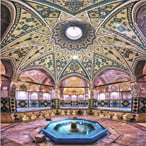 Sultan Amir Ahmad Bathhouse - Kashan city tour