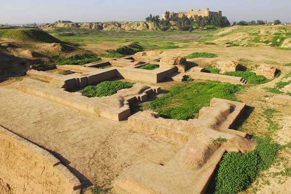Susa - UNESCO site in Iran