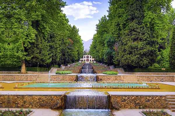 The Persian Garden - UNESCO site in Iran
