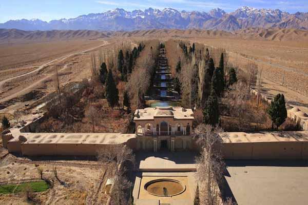 The Persian Qanat - UNESCO site in Iran