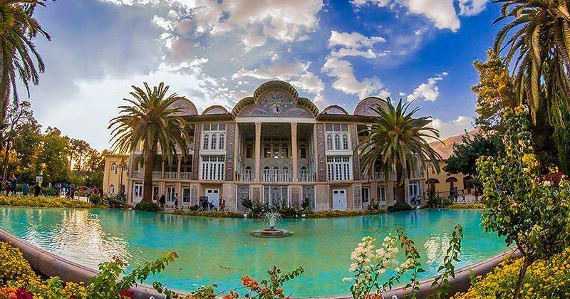 Eram Garden - Shiraz garden tour