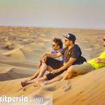 Varzaneh desert tour packages in iran
