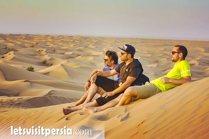 Varzaneh desert tour packages in iran