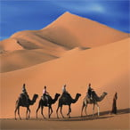 Maranjab Desert tour package