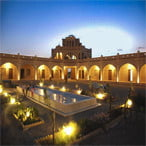 Matinabad Eco-Camp - Kashan daily tour