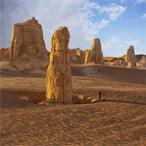 Kalut Shahdad desert - Iran desert tours