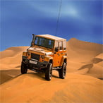 Shahdad Desert Off roading