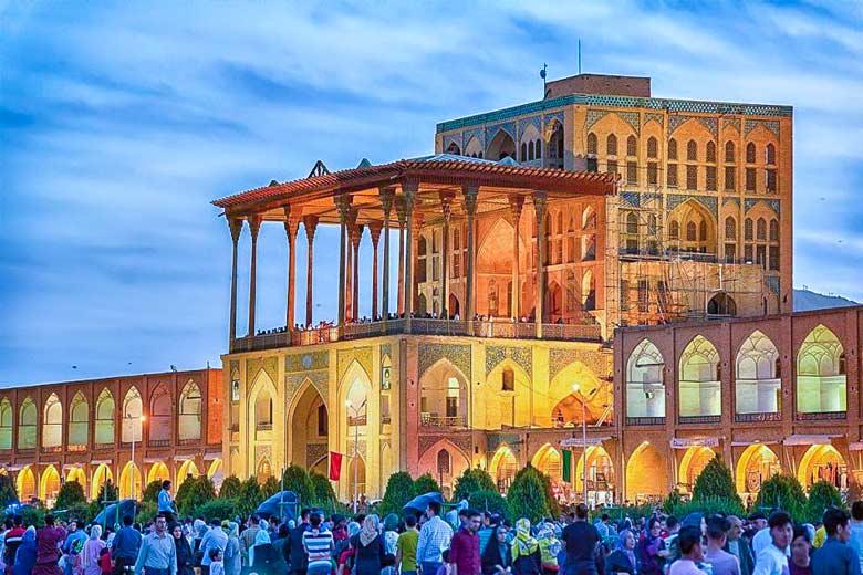 Ali Qapu - Must visit in Isfahan