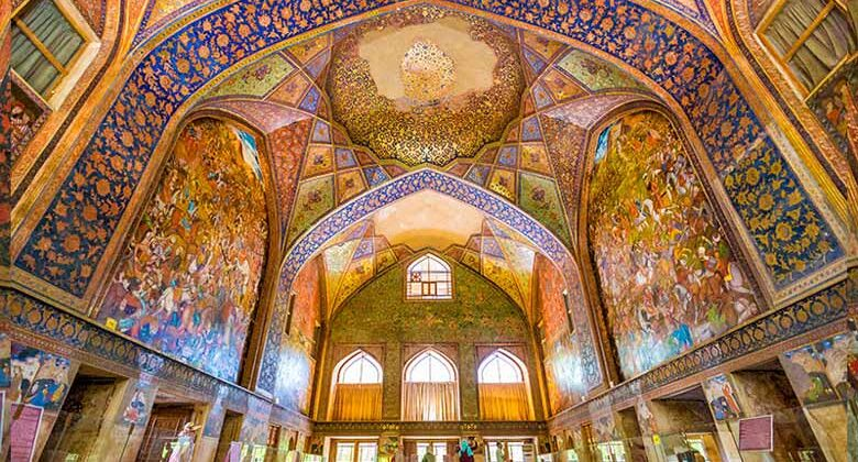 Chehel Sotoun Palace - Isfahan City Tour