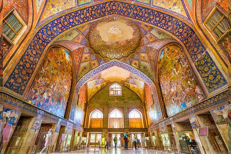 Chehel Sotoun Palace - Isfahan City Tour
