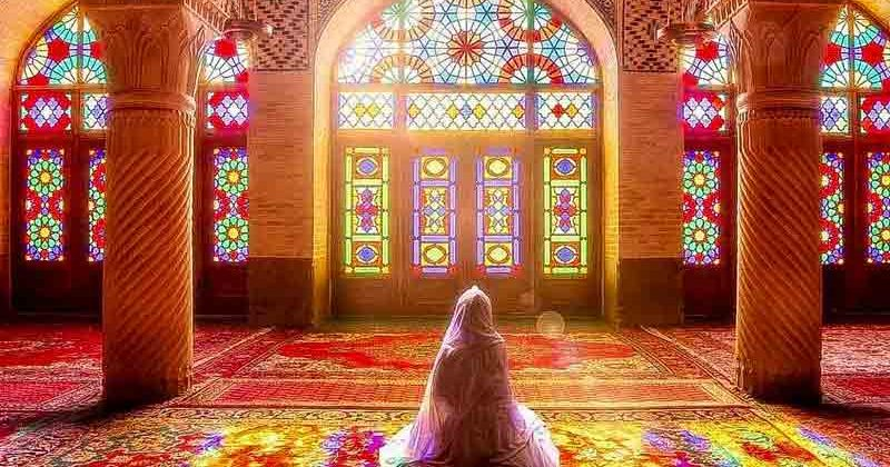 Nasir Al-mulk Mosque - Shiraz city tour