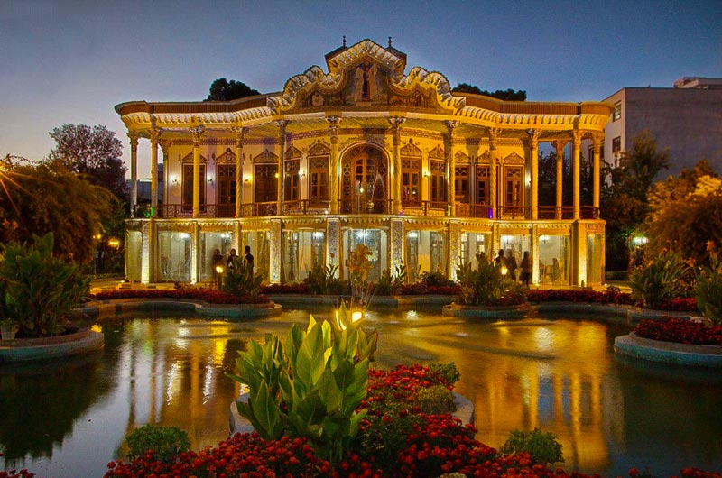 Shapouri Garden in Shiraz - Letsvisitpersia