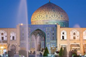 Sheikh Lotfollah mosque - Esfahan - Travel to Iran by Letsvisitpersia