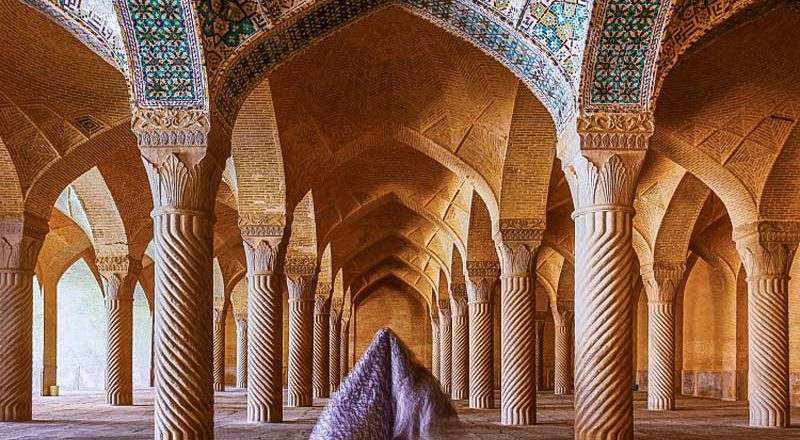 Vakil Mosque - Shiraz sightseeing tour