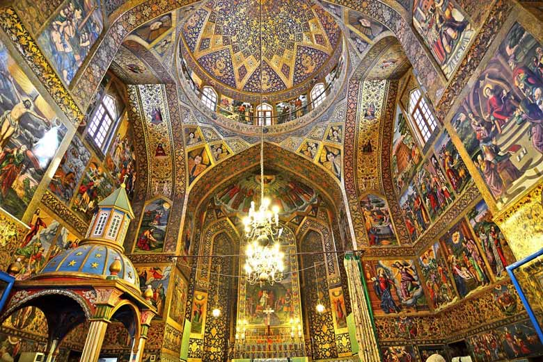 Vank Cathedral - visit iran by Letsvisitpersia
