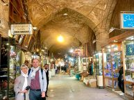 isfahan Bazaar - Isfahan City Tour - Letsvisitpersia