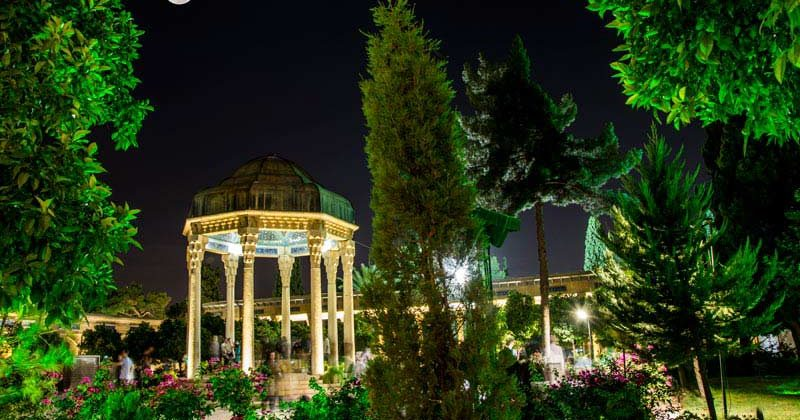 Tomb of Hafez - Shiraz - letsvisitpersia