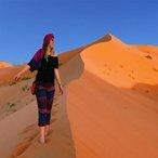 Desert of Bafq - Yazd day tour