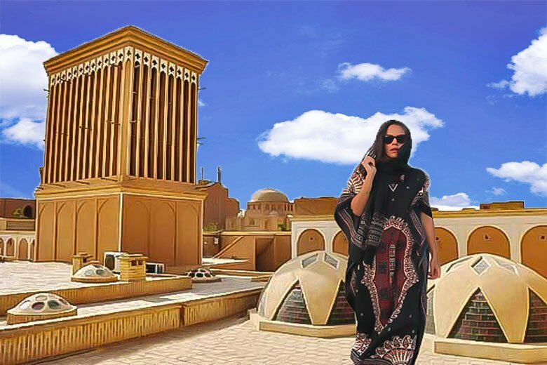 Yazd tour package