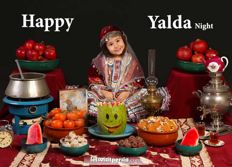 Happy Yalda Night - Iranian Festival