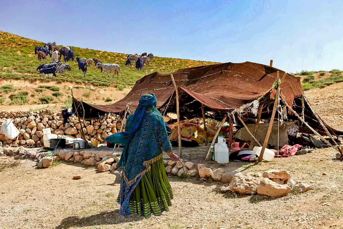 Iran Nomad lifestyle