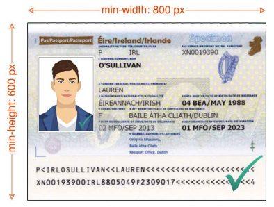 Iran Visa Application Form