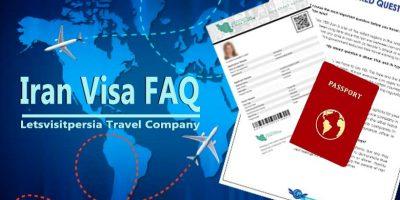 apply iran visa faq