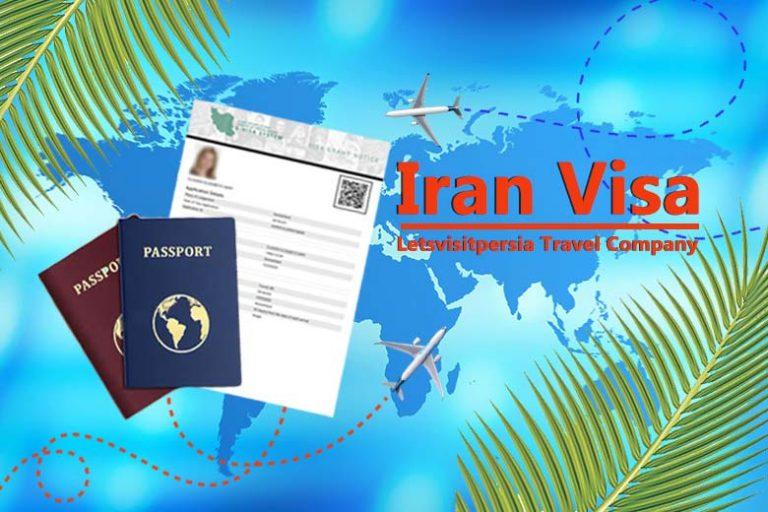 iran visa iran