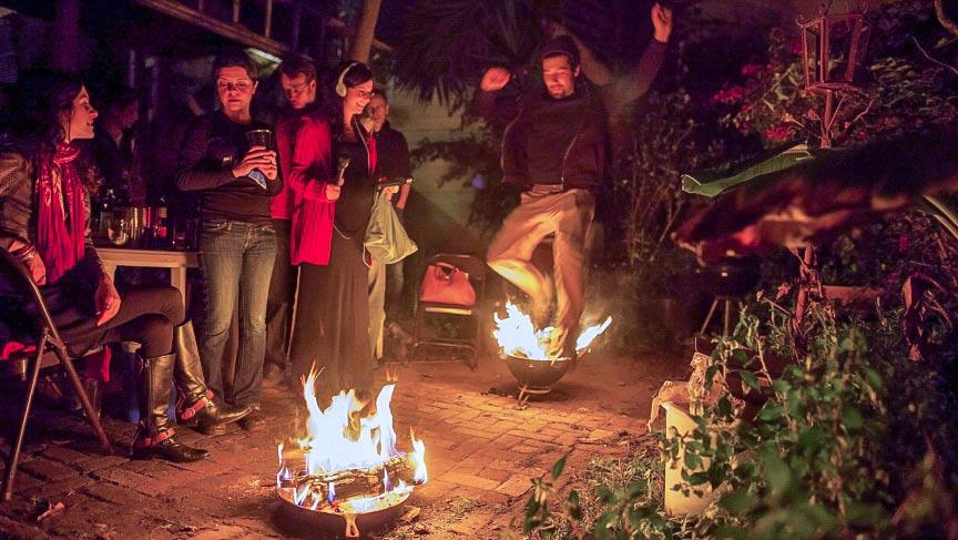 chaharshanbe suri - iranian festival