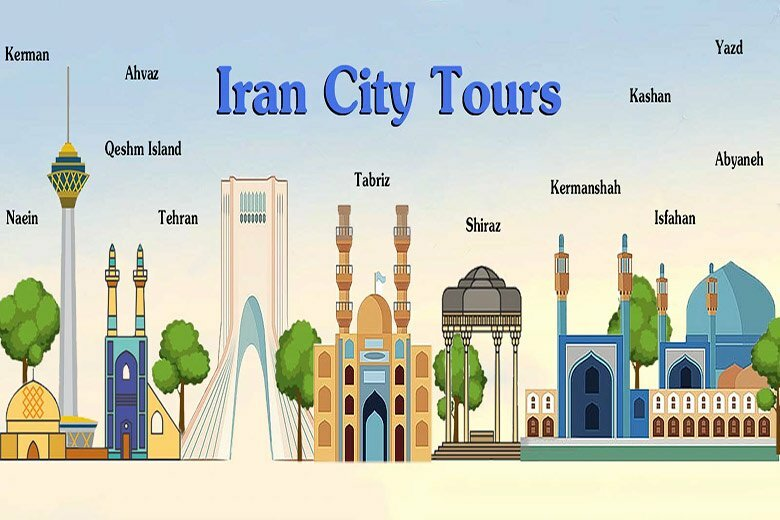 iran city tour packages