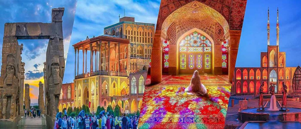 iran tour package