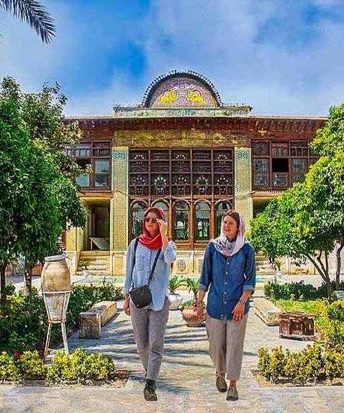 shiraz tour package