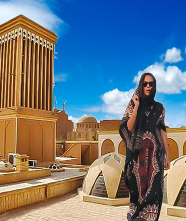 yazd city tour
