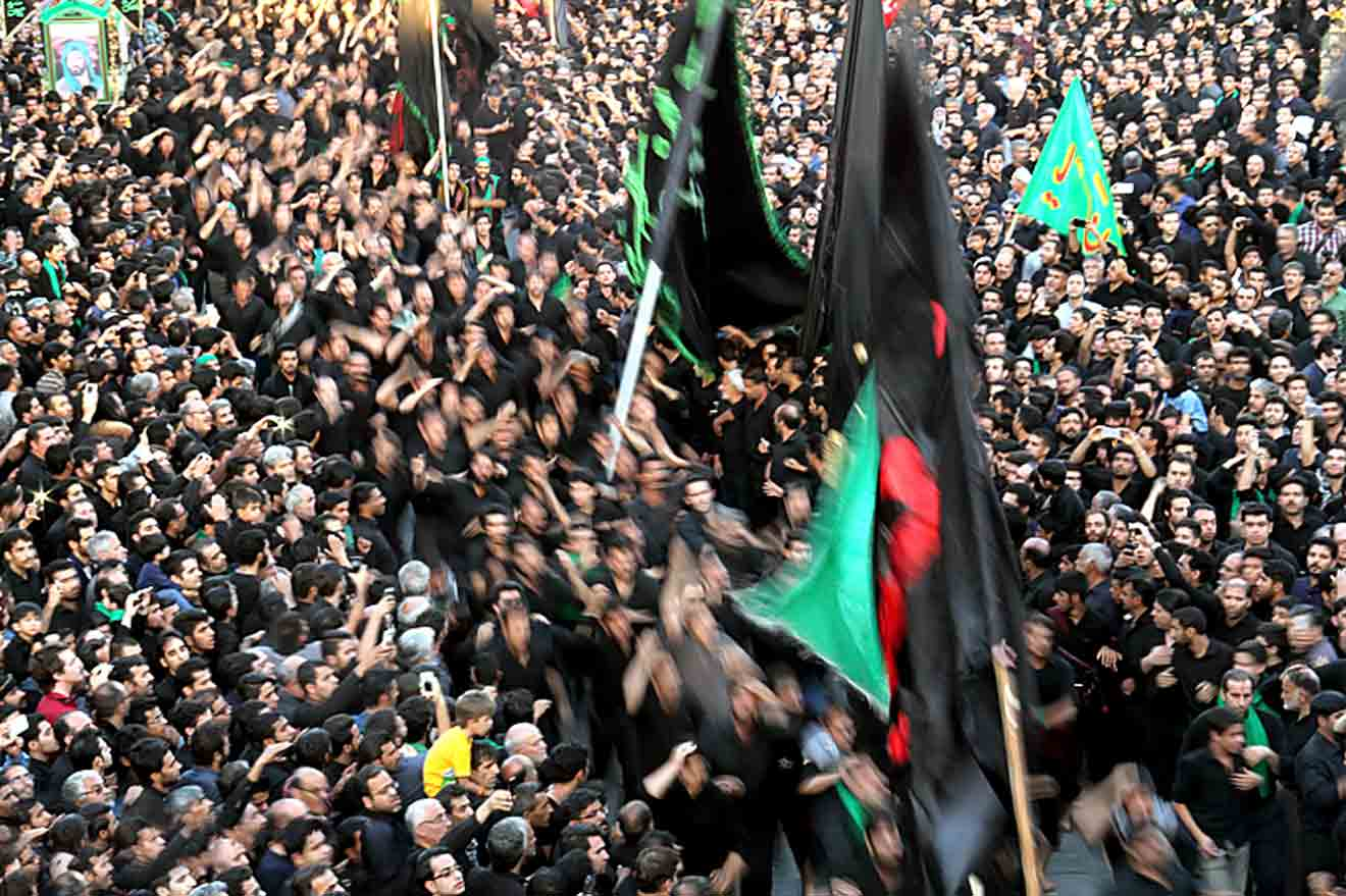 Tasua and Ashura in iran