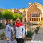 kashan city tour