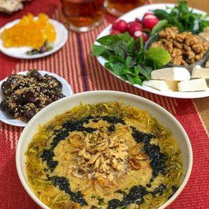 Boz Ghormeh - Kerman