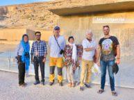 Persepolis tour guide