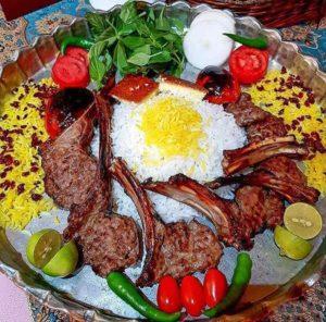 Shashlik Kebab - Mashhad