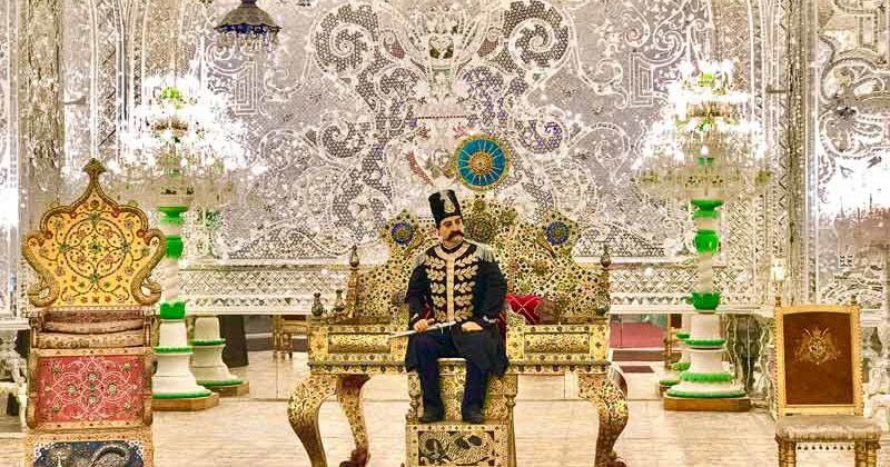 Golestan Palace-Must see in Tehran