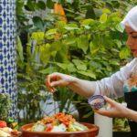 Iran food tour - Iranian cooking