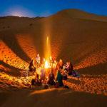 Varzaneh desert camp-Letsvisitpersia