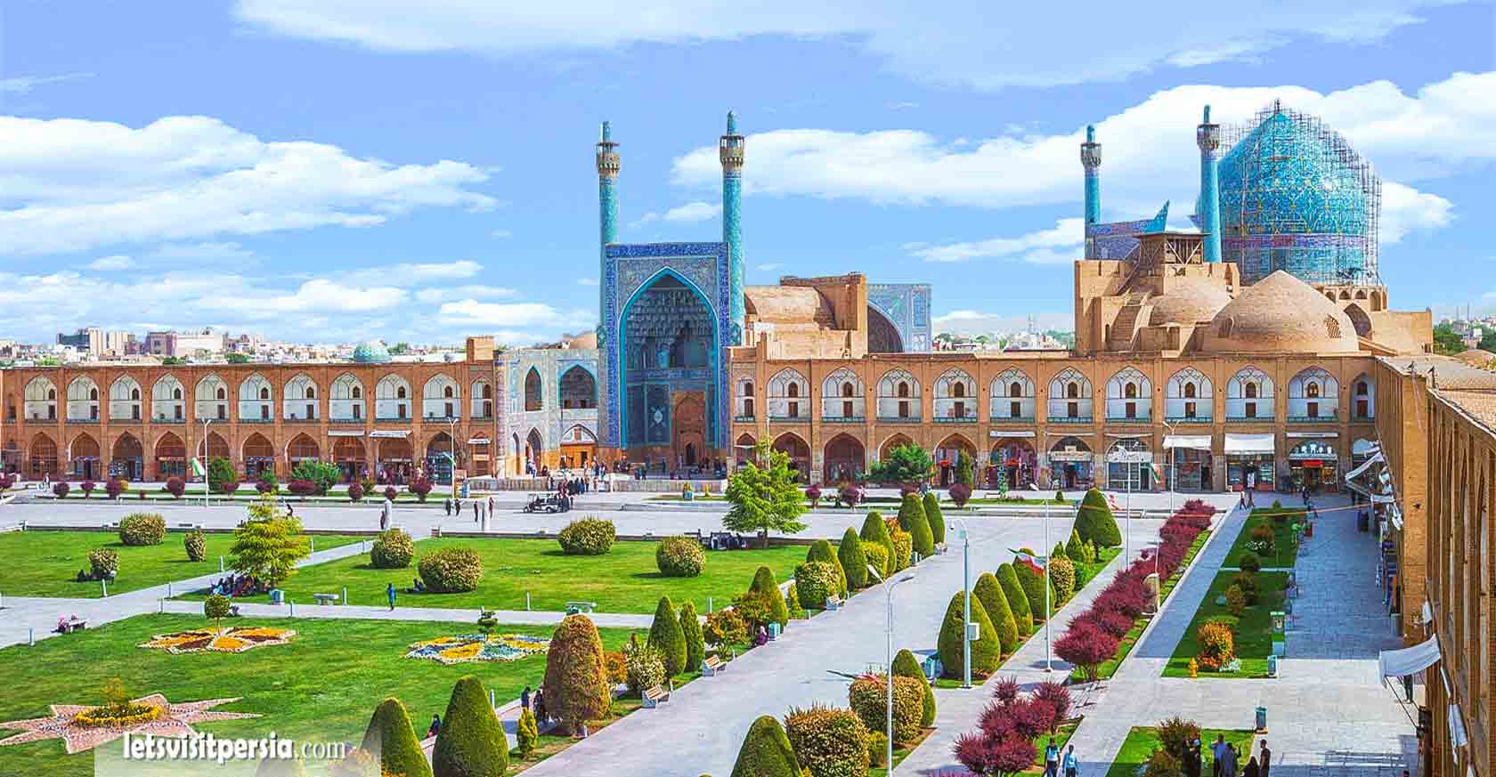 must see in isfahan