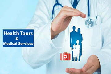health tour in Iran