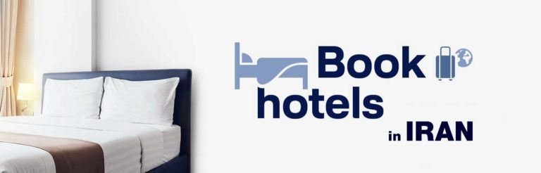 book iran hotels
